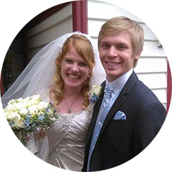 Wedding Flowers by Lynette Brass