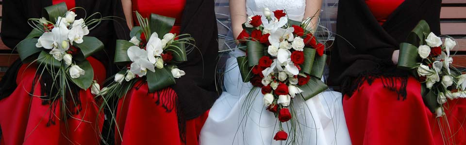 Wedding Flowers By Lynette : Christchurch wedding florist flowers