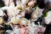 Mixed wedding flower options