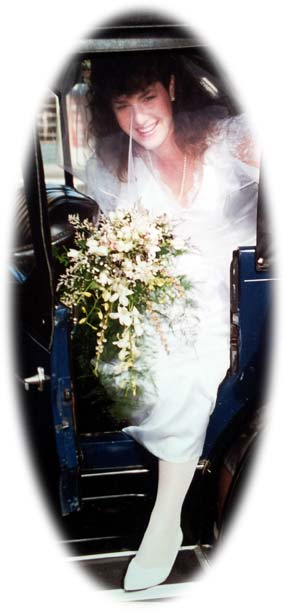 Lynette, Christchurch Wedding Florist